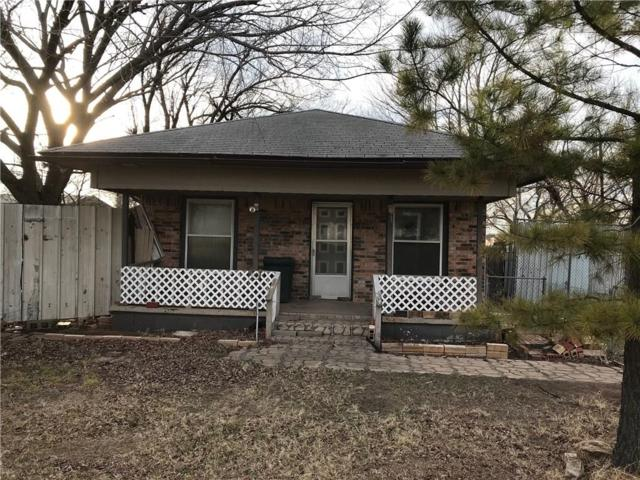2837 Hillcrest Avenue, Moore, OK 73160 (MLS #806034) :: Wyatt Poindexter Group