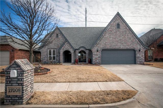 17008 Picasso Drive, Oklahoma City, OK 73170 (MLS #806046) :: Homestead & Co