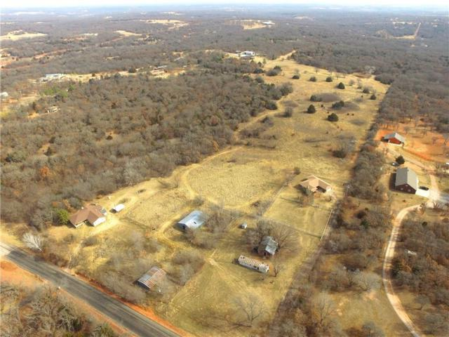 22830 N Hiwassee Road, Arcadia, OK 73007 (MLS #806064) :: Wyatt Poindexter Group