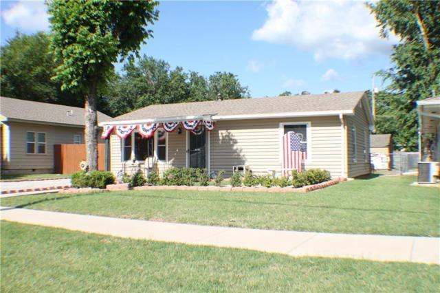 405 N Findlay, Norman, OK 73071 (MLS #806069) :: Wyatt Poindexter Group