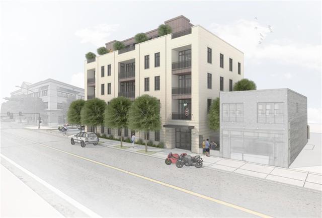 701 N Hudson Avenue #302, Oklahoma City, OK 73101 (MLS #806091) :: Erhardt Group at Keller Williams Mulinix OKC