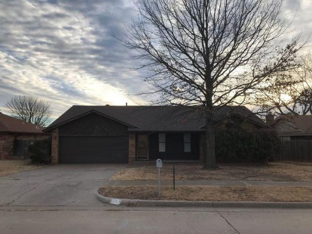1912 Glenwood Drive, Moore, OK 73160 (MLS #806104) :: Wyatt Poindexter Group