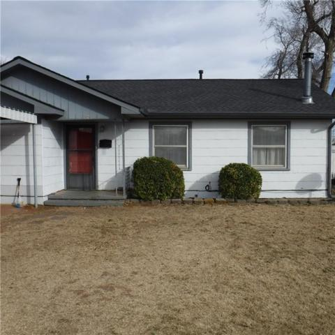 710 N 5th Street, Weatherford, OK 73096 (MLS #806164) :: Wyatt Poindexter Group
