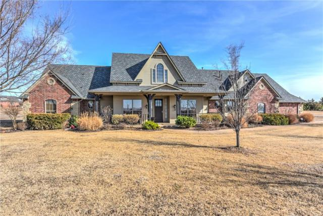 23300 N May Avenue, Edmond, OK 73025 (MLS #806173) :: Wyatt Poindexter Group