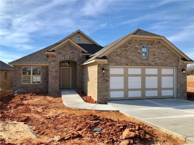 9 Ivory Drive, Oklahoma City, OK 73099 (MLS #806194) :: Wyatt Poindexter Group