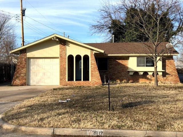3037 SW 63rd Street, Oklahoma City, OK 73159 (MLS #806241) :: Wyatt Poindexter Group