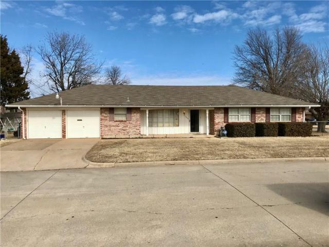 1221 SW 72nd Street, Oklahoma City, OK 73139 (MLS #806246) :: Wyatt Poindexter Group