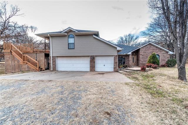 870737 S Tee Avenue, Chandler, OK 74834 (MLS #806255) :: Wyatt Poindexter Group