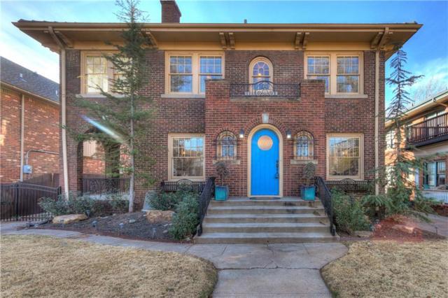 504 NW 18th Street, Oklahoma City, OK 73103 (MLS #806311) :: Erhardt Group at Keller Williams Mulinix OKC