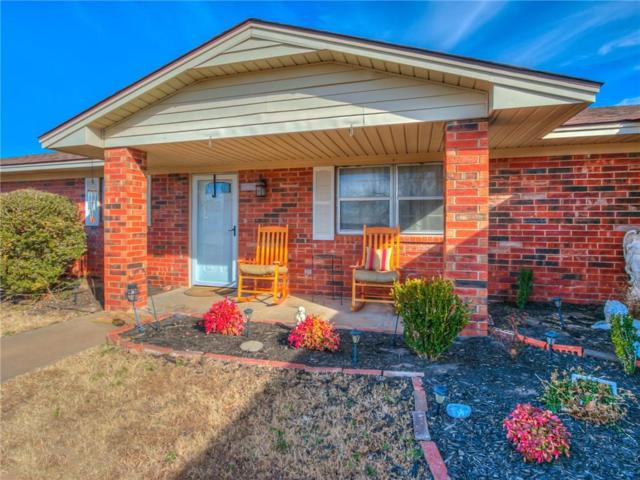 604 S Pine, Crescent, OK 73028 (MLS #806312) :: Homestead & Co