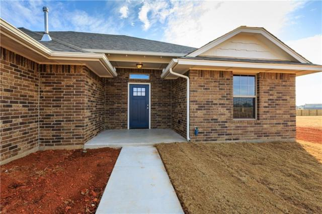 3902 Ruby Ridge, Piedmont, OK 73078 (MLS #806314) :: Wyatt Poindexter Group