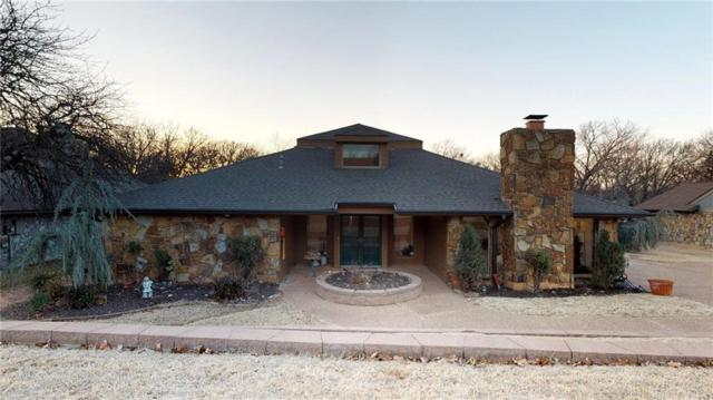 2109 Brookwood Place, Edmond, OK 73034 (MLS #806316) :: Barry Hurley Real Estate