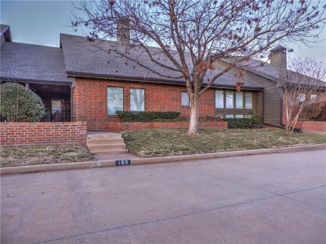 11300 N Pennsylvania Avenue #186, Oklahoma City, OK 73120 (MLS #806335) :: Wyatt Poindexter Group
