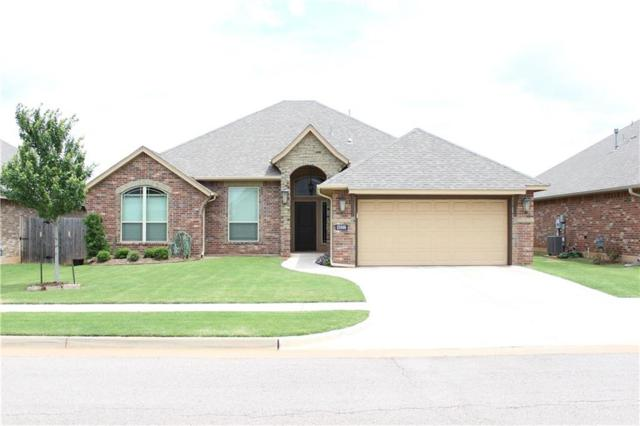 15916 Burkett Circle, Edmond, OK 73013 (MLS #806351) :: Wyatt Poindexter Group