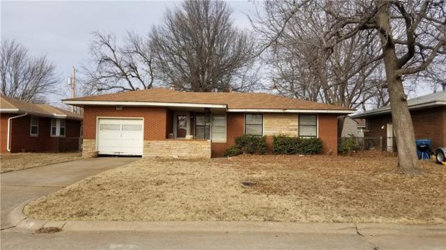 205 W Rose, Midwest City, OK 73110 (MLS #806364) :: Homestead & Co