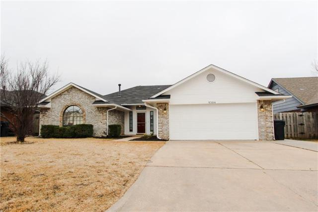 5304 SE 87th Street, Oklahoma City, OK 73135 (MLS #806370) :: Wyatt Poindexter Group