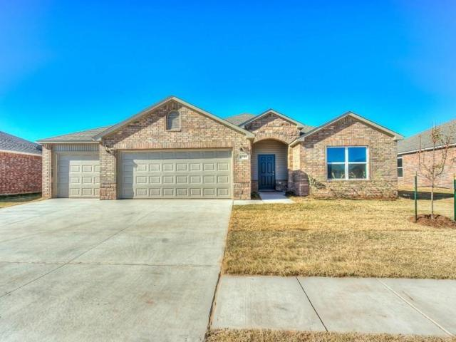 4729 Fieldstone Drive, Mustang, OK 73179 (MLS #806385) :: Wyatt Poindexter Group