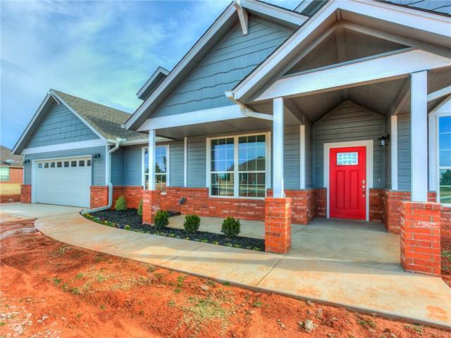 1940 Fairway Drive, Guthrie, OK 73044 (MLS #806399) :: Wyatt Poindexter Group