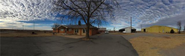 28128 State Highway 58 Road, Carnegie, OK 73015 (MLS #806402) :: Homestead & Co