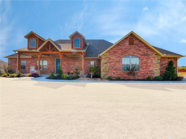 18324 Frontier Trail, Norman, OK 73072 (MLS #806405) :: Barry Hurley Real Estate