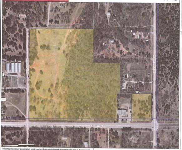 2941 E Britton Tract 2 Road, Oklahoma City, OK 73131 (MLS #806408) :: Wyatt Poindexter Group