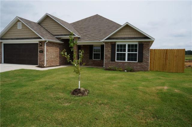 4801 Fieldstone Drive, Mustang, OK 73179 (MLS #806420) :: Wyatt Poindexter Group