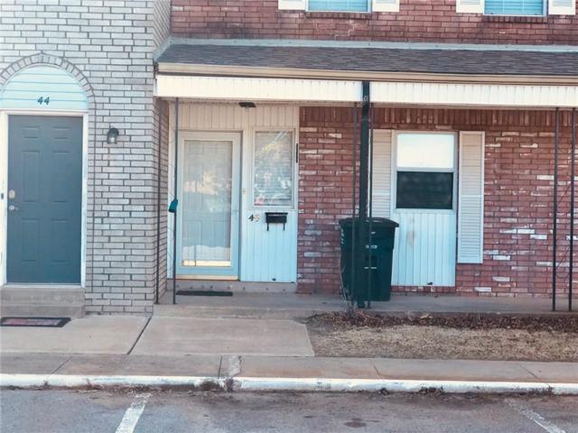3901 N Kickapoo #45, Shawnee, OK 74804 (MLS #806458) :: Erhardt Group at Keller Williams Mulinix OKC
