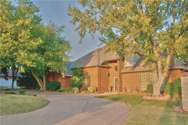 10900 Woodbridge, Oklahoma City, OK 73162 (MLS #806484) :: Erhardt Group at Keller Williams Mulinix OKC