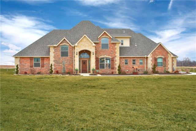 850 N Chris Terrace, Mustang, OK 73064 (MLS #806508) :: Wyatt Poindexter Group