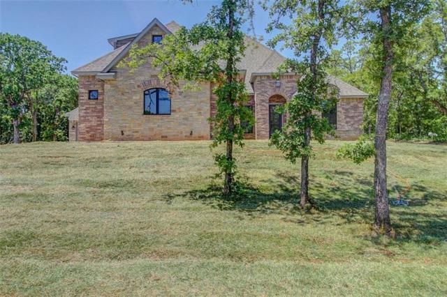 15066 Cedar Ridge Road, Shawnee, OK 74801 (MLS #806542) :: Wyatt Poindexter Group