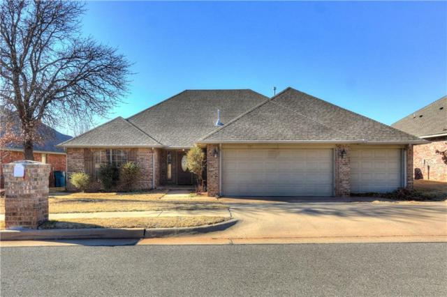 747 Napol Avenue, Edmond, OK 73034 (MLS #806548) :: Wyatt Poindexter Group