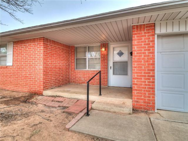 2020 Elmhurst Drive, Norman, OK 73071 (MLS #806553) :: Wyatt Poindexter Group