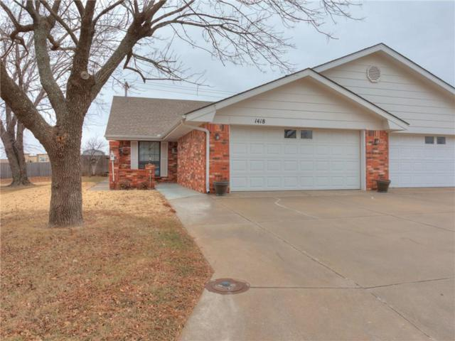 1418 E Proctor, Weatherford, OK 73096 (MLS #806576) :: Barry Hurley Real Estate