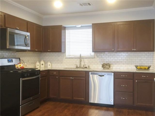 701 N Dallas, Moore, OK 73160 (MLS #806580) :: Homestead & Co
