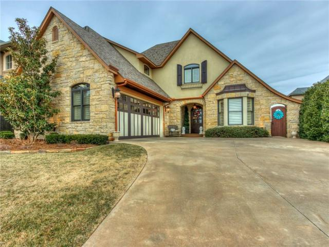 16605 Little Leaf, Edmond, OK 73012 (MLS #806593) :: Wyatt Poindexter Group