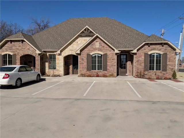 9901 N May Avenue #110, Oklahoma City, OK 73120 (MLS #806600) :: Homestead & Co
