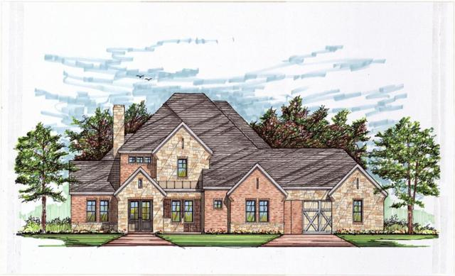4423 Fountain View, Norman, OK 73072 (MLS #806603) :: Meraki Real Estate