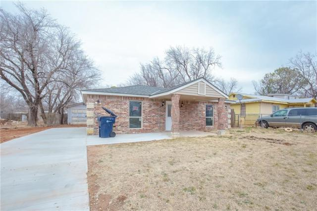 805 SE 43rd Street, Oklahoma City, OK 73129 (MLS #806613) :: Wyatt Poindexter Group