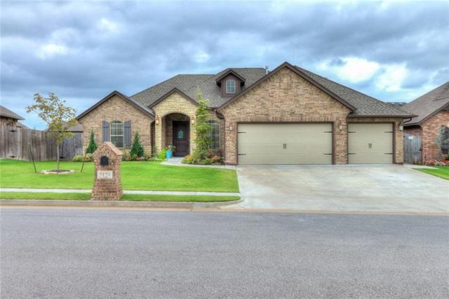 3124 SW 138th Street, Oklahoma City, OK 73170 (MLS #806653) :: Wyatt Poindexter Group
