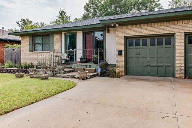 4421 NW 19th Street, Oklahoma City, OK 73107 (MLS #806656) :: Wyatt Poindexter Group