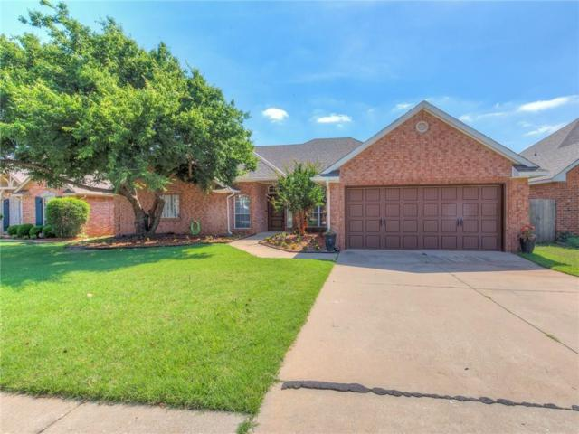 15708 Summit Parke Drive, Edmond, OK 73013 (MLS #806694) :: Wyatt Poindexter Group