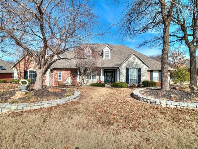 12823 Glen Aeire, Choctaw, OK 73020 (MLS #806696) :: Wyatt Poindexter Group