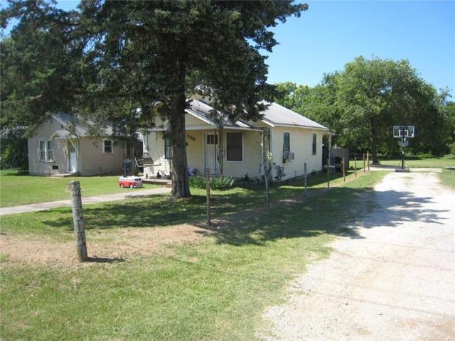 700 Van Drive, Seminole, OK 74868 (MLS #806715) :: Wyatt Poindexter Group