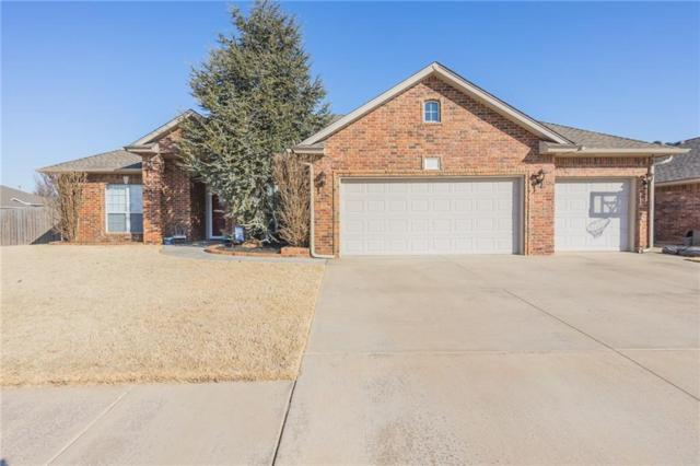 2225 SW 136th Place, Oklahoma City, OK 73170 (MLS #806743) :: Wyatt Poindexter Group