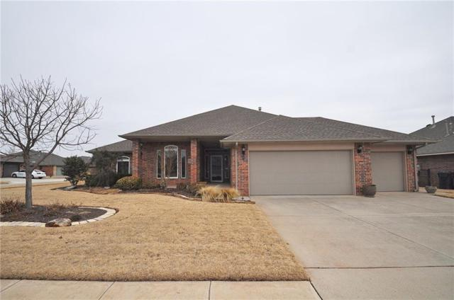 7312 Chelsey Lane, Oklahoma City, OK 73132 (MLS #806776) :: Wyatt Poindexter Group