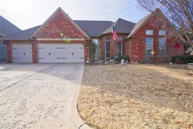 11921 Silvermoon Drive, Oklahoma City, OK 73162 (MLS #806791) :: Wyatt Poindexter Group
