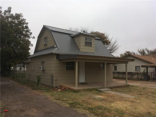 409 W 1st Street, Elk City, OK 73644 (MLS #806796) :: Wyatt Poindexter Group
