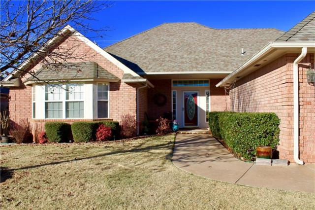 2513 NW 158th Street, Edmond, OK 73013 (MLS #806811) :: Wyatt Poindexter Group