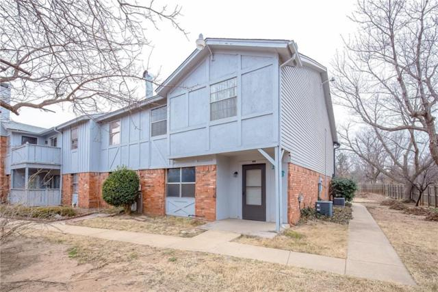 2628 N Ann Arbor Avenue #103, Oklahoma City, OK 73127 (MLS #806830) :: Wyatt Poindexter Group