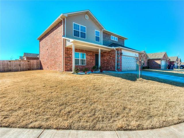 3512 SE 95th Street, Oklahoma City, OK 73160 (MLS #806860) :: Wyatt Poindexter Group